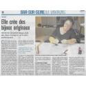Article Journal L'Est Eclair