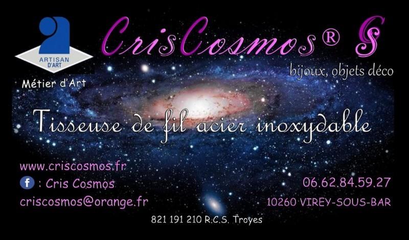 carte visite CrisCosmos®
